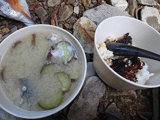 夏休み源流男キャンプ(北アルプス)_e0064783_13184695.jpg