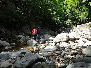 夏休み源流男キャンプ(北アルプス)_e0064783_13273031.jpg