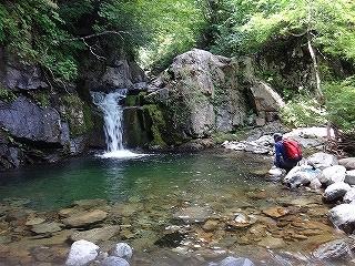夏休み源流男キャンプ(北アルプス)_e0064783_13274304.jpg