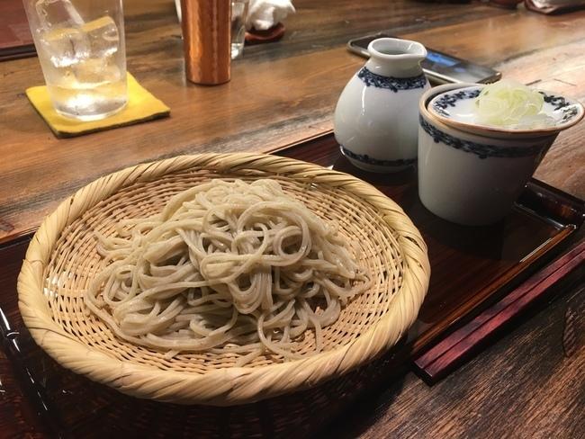 「蕎麦前 ながえ」@尾山台_a0223786_16570500.jpg