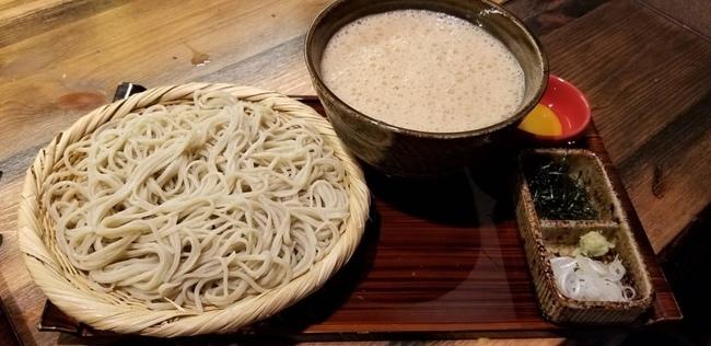 「蕎麦前 ながえ」@尾山台_a0223786_17015496.jpg