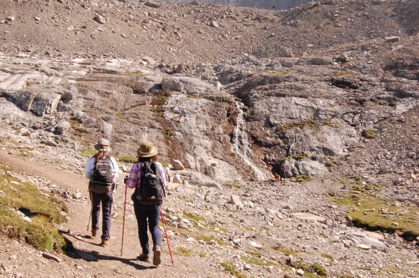 気軽に行ける絶景ハイキング ターミガンサーク_d0112928_11170743.jpg