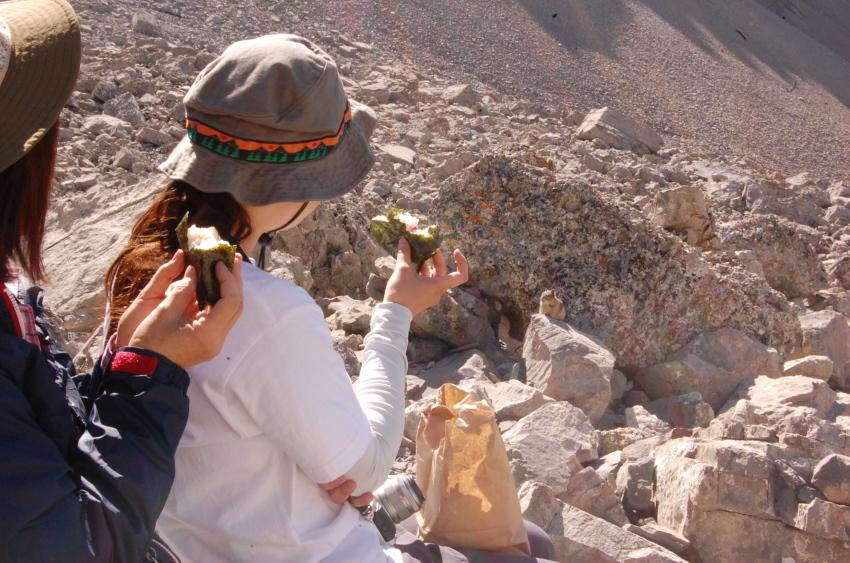 気軽に行ける絶景ハイキング ターミガンサーク_d0112928_11174024.jpg