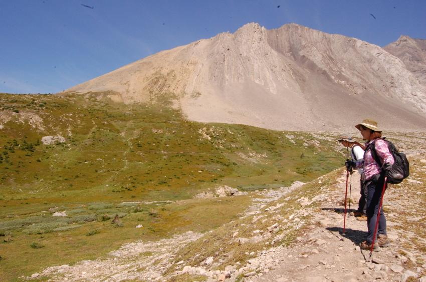 気軽に行ける絶景ハイキング ターミガンサーク_d0112928_11191623.jpg