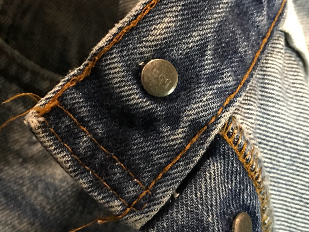 神戸店8/18(土)Superior入荷! #2 Superior Denim Pants!!!_c0078587_17123694.jpg
