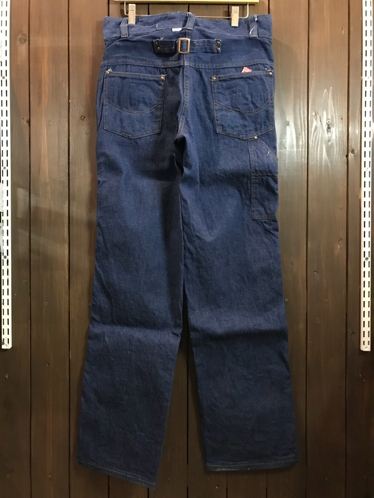 神戸店8/18(土)Superior入荷! #2 Superior Denim Pants!!!_c0078587_19395521.jpg
