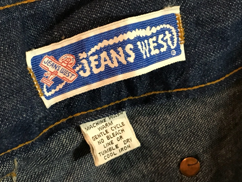 神戸店8/18(土)Superior入荷! #2 Superior Denim Pants!!!_c0078587_19421123.jpg