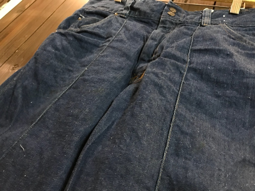 神戸店8/18(土)Superior入荷! #2 Superior Denim Pants!!!_c0078587_19421281.jpg