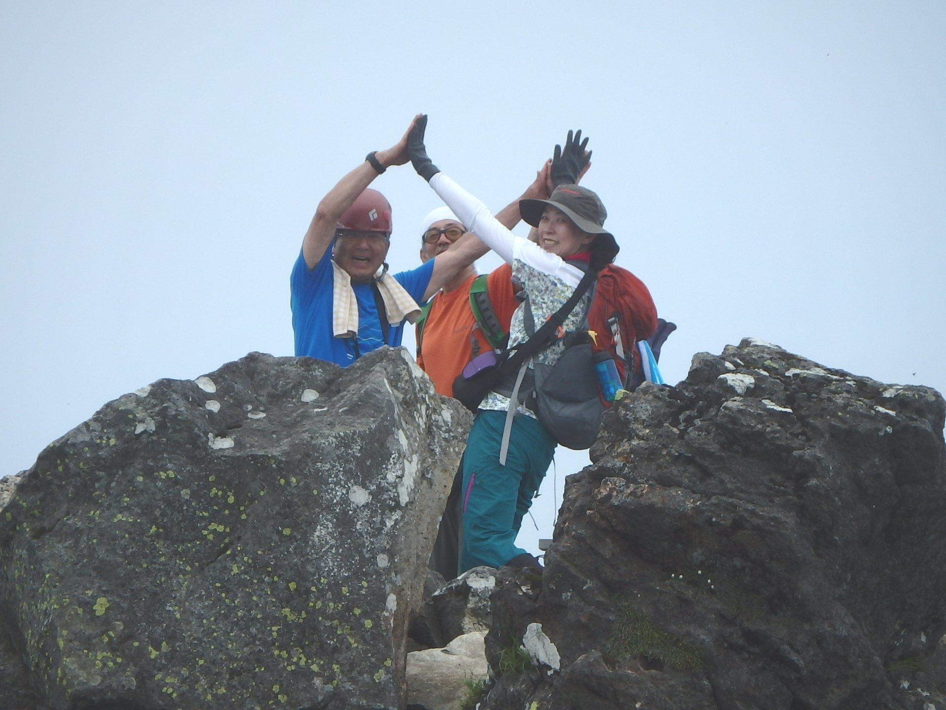 山での写真がTV放映_f0138096_15262772.jpg