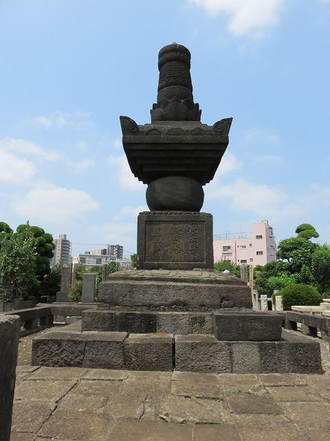 初姫(興安院)のお墓(江戸のヒロインの墓⑦)_c0187004_00385903.jpg