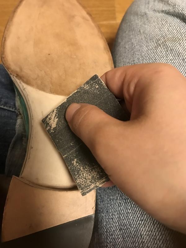 靴を作る 39_f0283816_15481765.jpeg