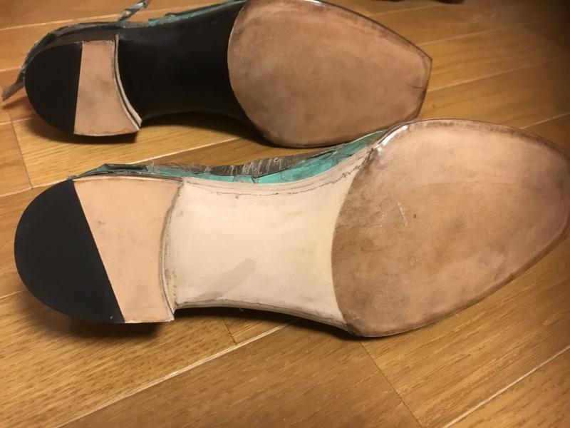 靴を作る 39_f0283816_15482467.jpeg