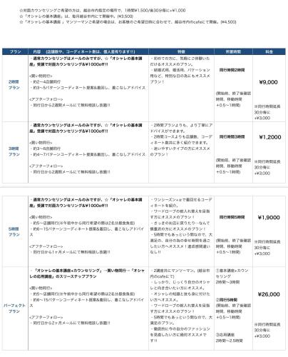 「styling service〜スタイリングサービス」_d0336521_16395156.jpg