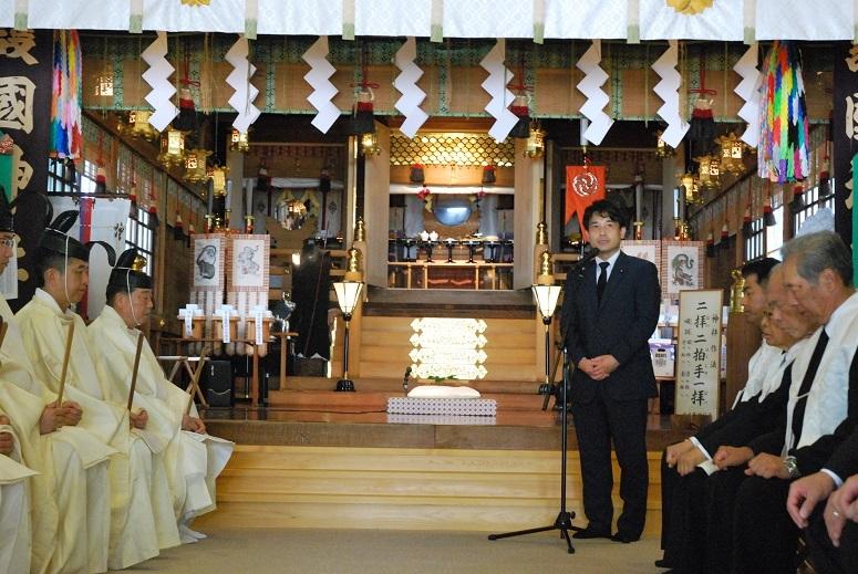 みたま祭 3日目 英霊感謝大祭_f0067122_11242868.jpg