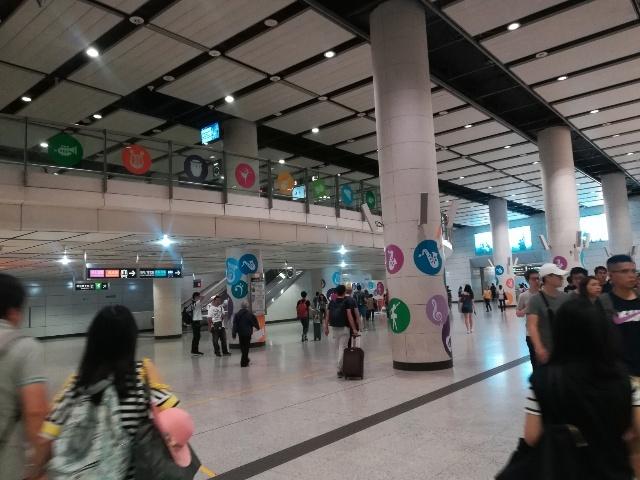 MTR@尖沙咀→九龍_b0248150_14301234.jpg