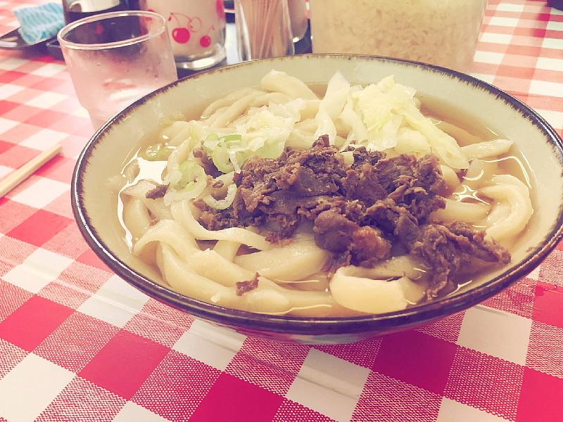 【吉田うどんの行列店】 みうらうどん  ~食べるだけの割り切りも「味」_b0008655_14135402.jpg