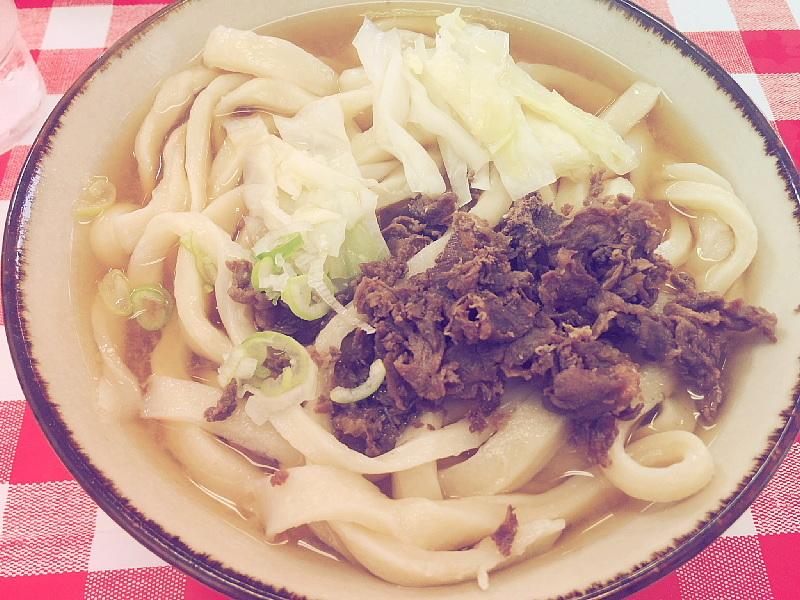 【吉田うどんの行列店】 みうらうどん  ~食べるだけの割り切りも「味」_b0008655_14141576.jpg