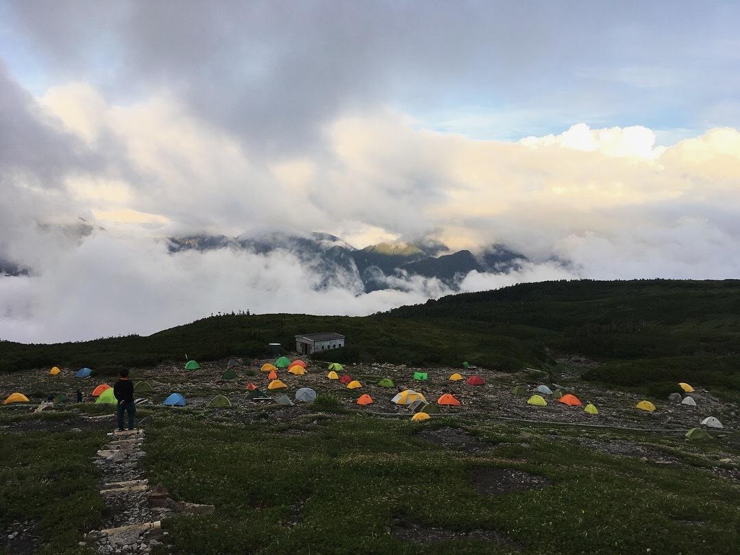 2018.8.11-13 立山周辺でTJARを逆走する旅 day1 室堂-五色ヶ原_b0219778_08475730.jpg