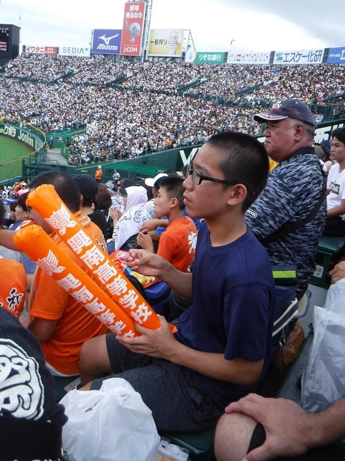 ◆2018夏の甲子園2回戦 ~興南VS木更津総合~_f0238779_15533388.jpg
