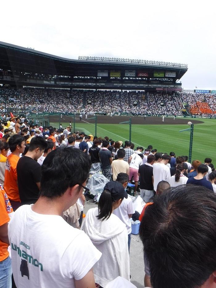 ◆2018夏の甲子園2回戦 ~興南VS木更津総合~_f0238779_15541972.jpg