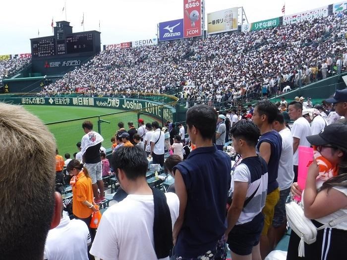 ◆2018夏の甲子園2回戦 ~興南VS木更津総合~_f0238779_15542843.jpg