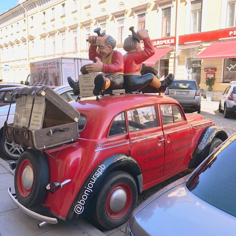 初ロシア*サンクトペテルブルグ旅行vol.2 サンクトペテルブルグ_b0195783_15404737.jpg