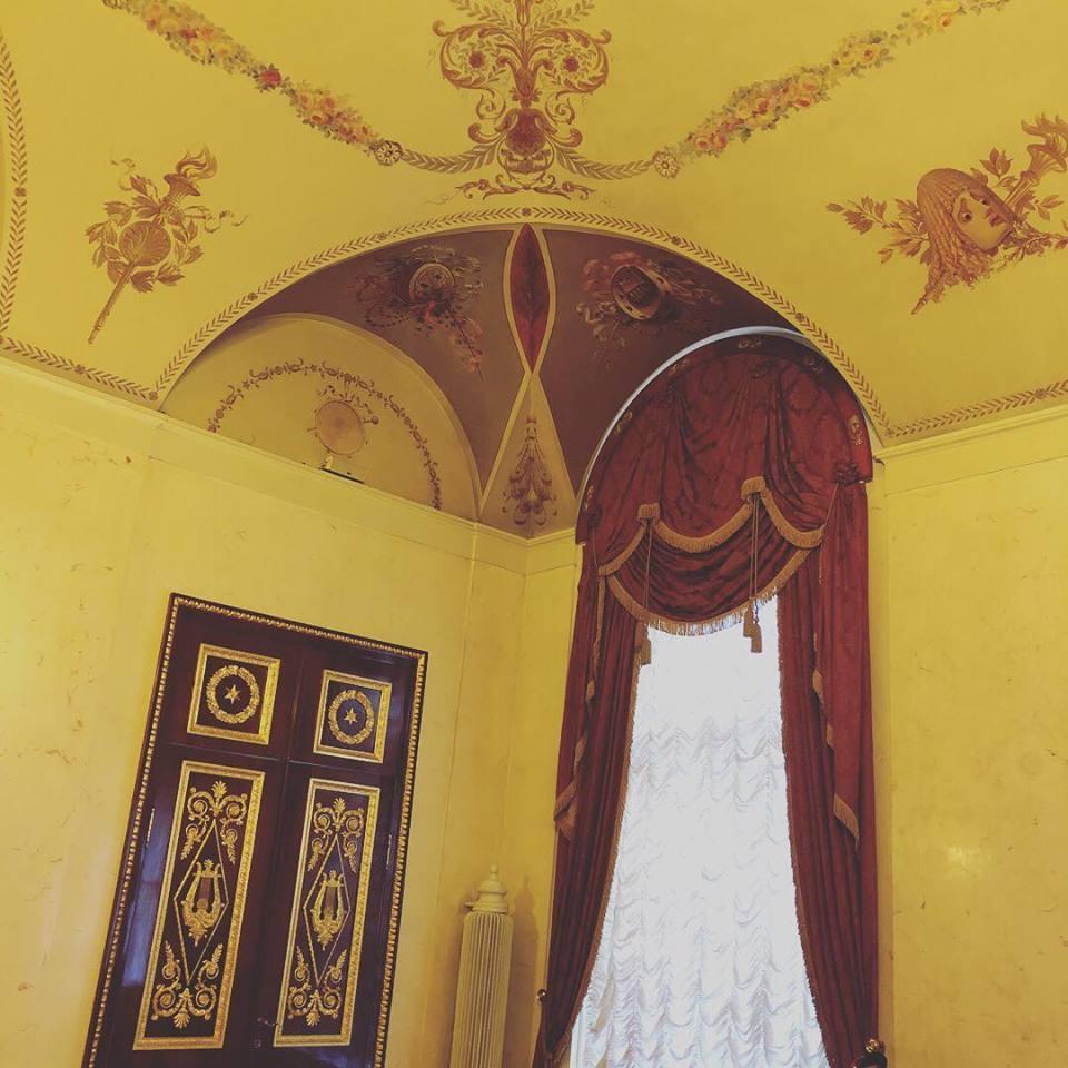 初ロシア*サンクトペテルブルグ旅行vol.4 アレキサンドロスキー劇場_b0195783_16151199.jpg