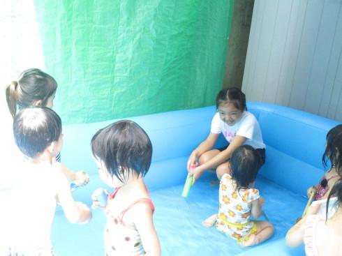 【西新宿園】夏休み☆小学生職場体験_a0267292_16001708.jpg