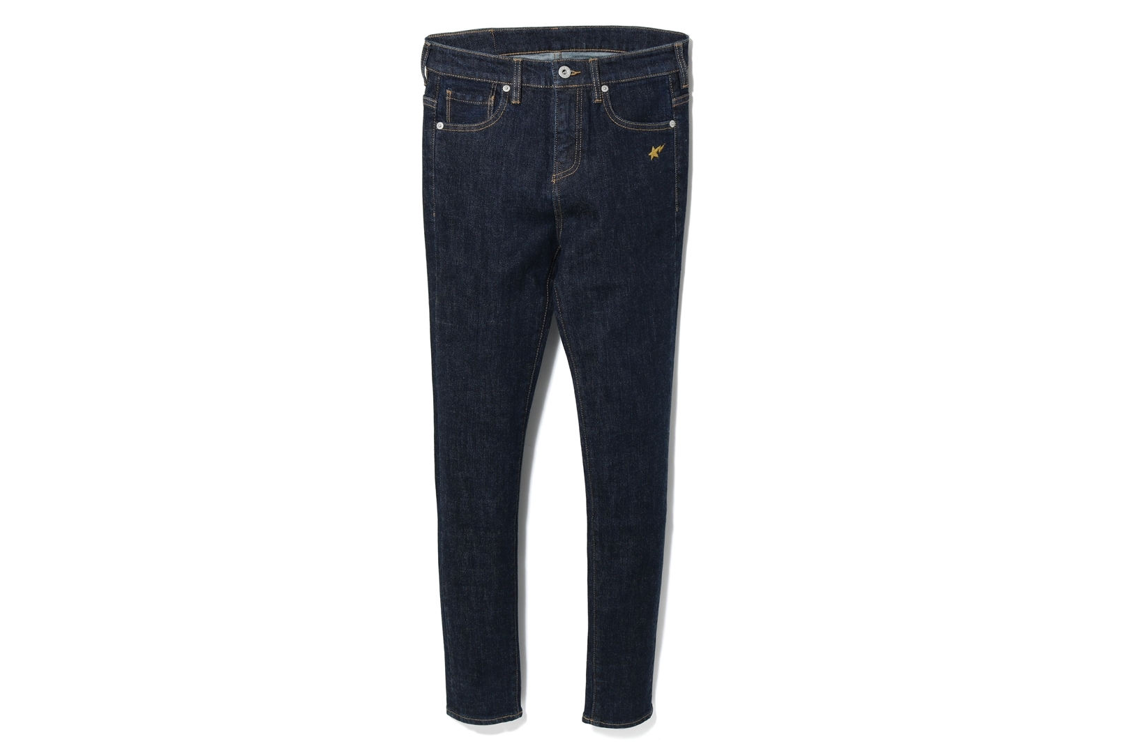 APE HEAD SKINNY DENIM PANTS_a0174495_12435951.jpg