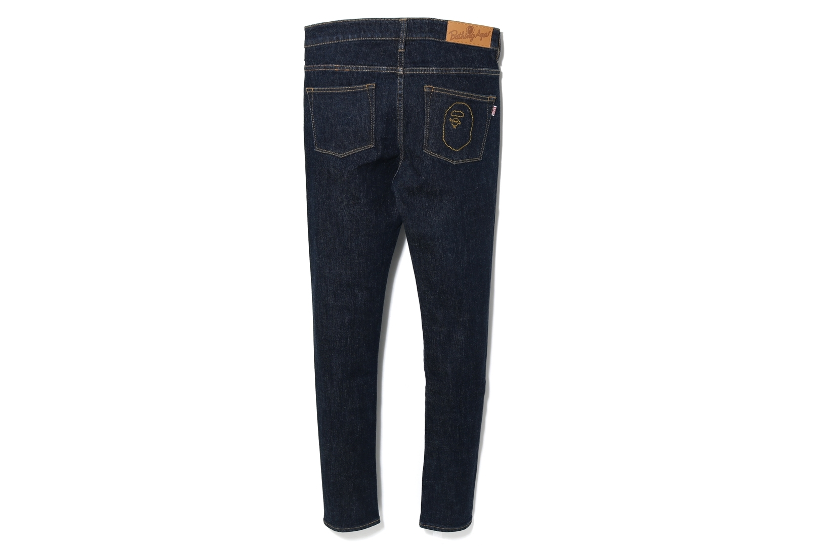 APE HEAD SKINNY DENIM PANTS_a0174495_12440741.jpg