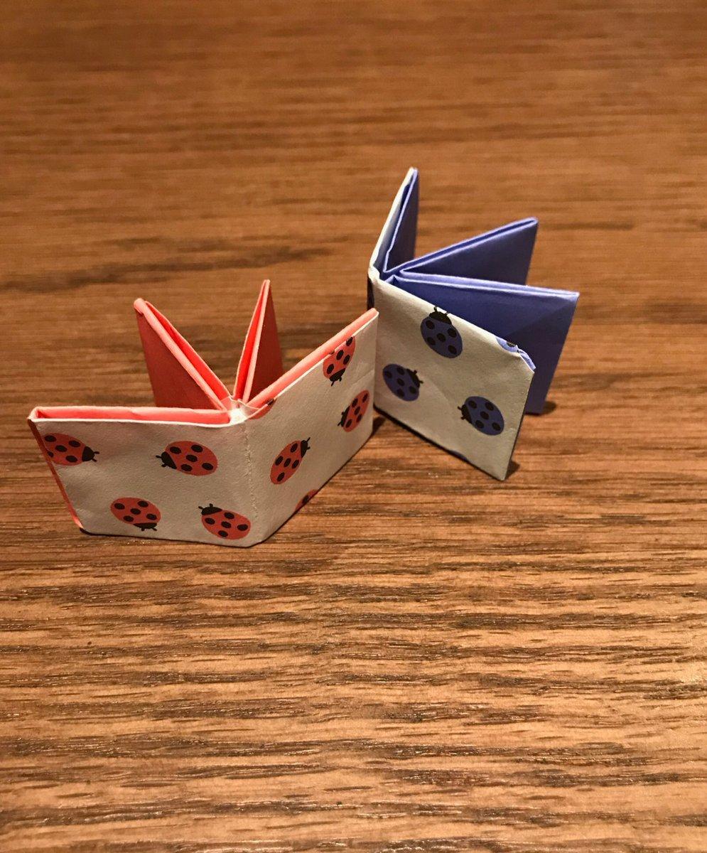 折り紙は楽しい ♡_c0203401_16202856.jpg