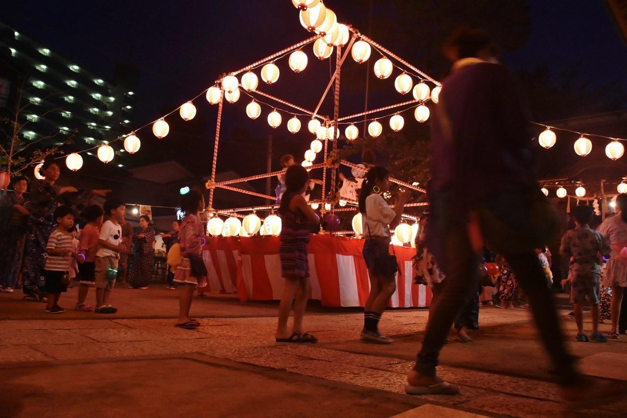 盆踊り_d0065116_20541785.jpg