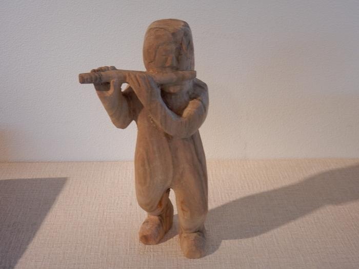 《 手が生み出す 木彫の世界 》  清里の森 彫刻ギャラリーGakou にて_b0221219_11351043.jpg