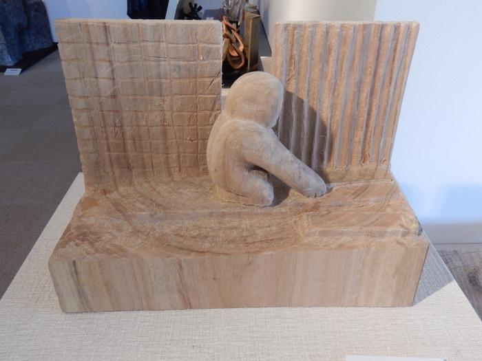 《 手が生み出す 木彫の世界 》  清里の森 彫刻ギャラリーGakou にて_b0221219_11362770.jpg