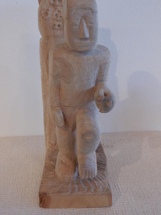 《 手が生み出す 木彫の世界 》  清里の森 彫刻ギャラリーGakou にて_b0221219_11365891.jpg