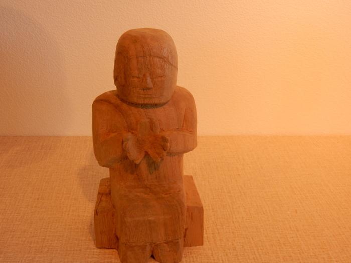 《 手が生み出す 木彫の世界 》  清里の森 彫刻ギャラリーGakou にて_b0221219_11394571.jpg