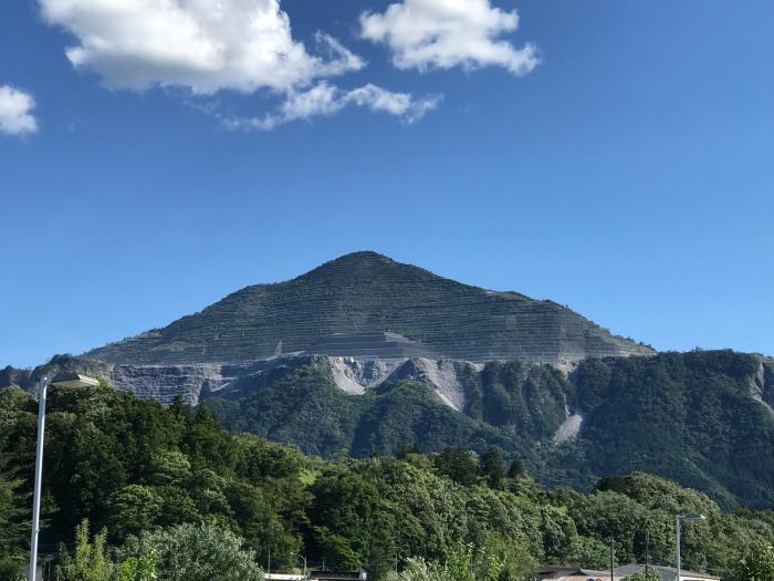 本日の武甲山!!_f0194657_15493022.jpg