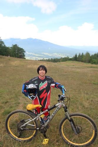 富士見パノラマ MTBダウンヒル_b0332867_22155520.jpg