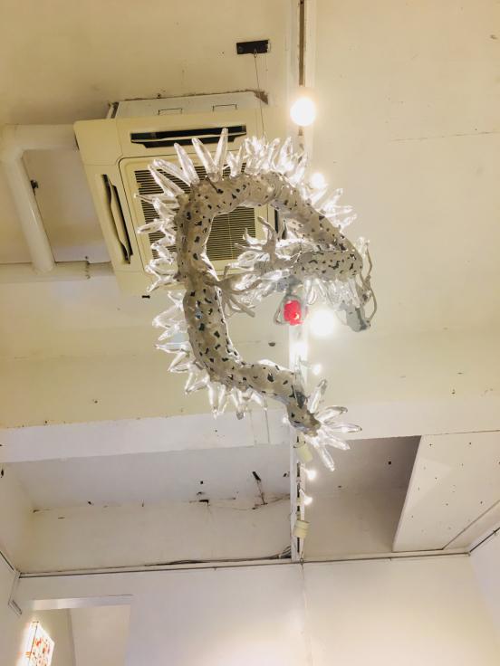 鹿児島 White Galleryでの個展が終了_c0202869_07492718.jpg