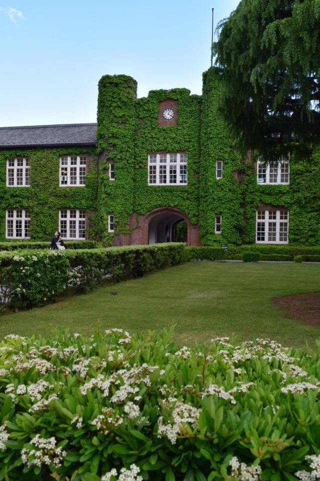 東京立教大学池袋キャンパス(大正モダン建築探訪)_f0142606_10475834.jpg