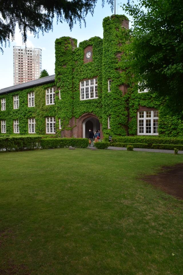 東京立教大学池袋キャンパス(大正モダン建築探訪)_f0142606_10495471.jpg