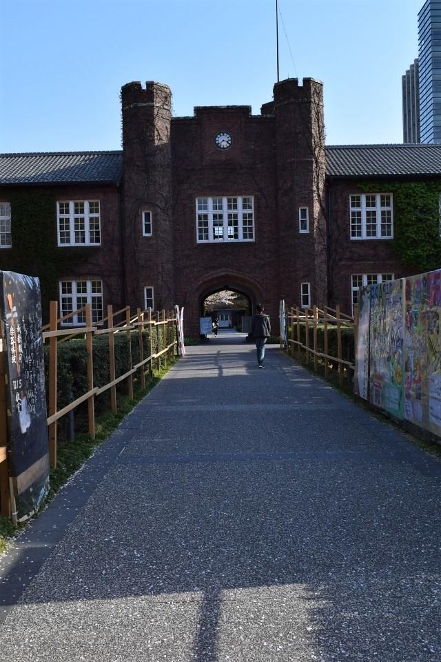 東京立教大学池袋キャンパス(大正モダン建築探訪)_f0142606_11174604.jpg