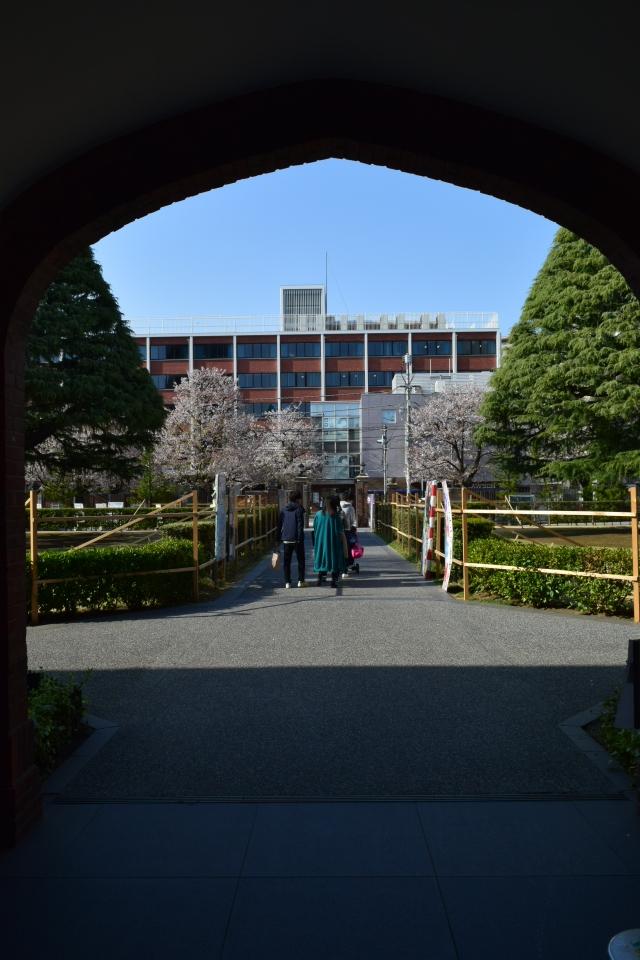 東京立教大学池袋キャンパス(大正モダン建築探訪)_f0142606_11202519.jpg