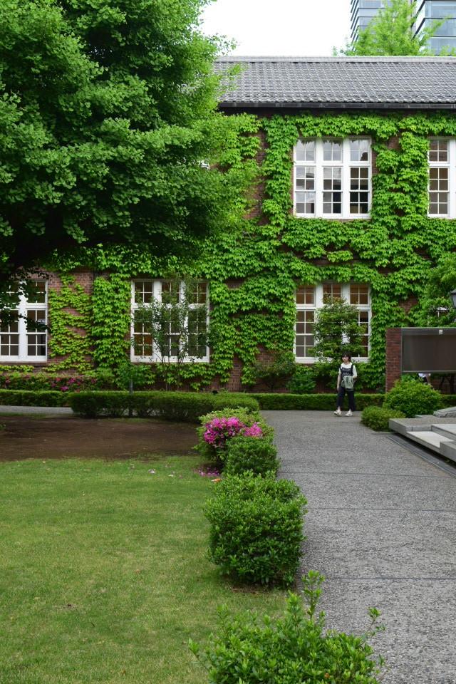東京立教大学池袋キャンパス(大正モダン建築探訪)_f0142606_11224958.jpg