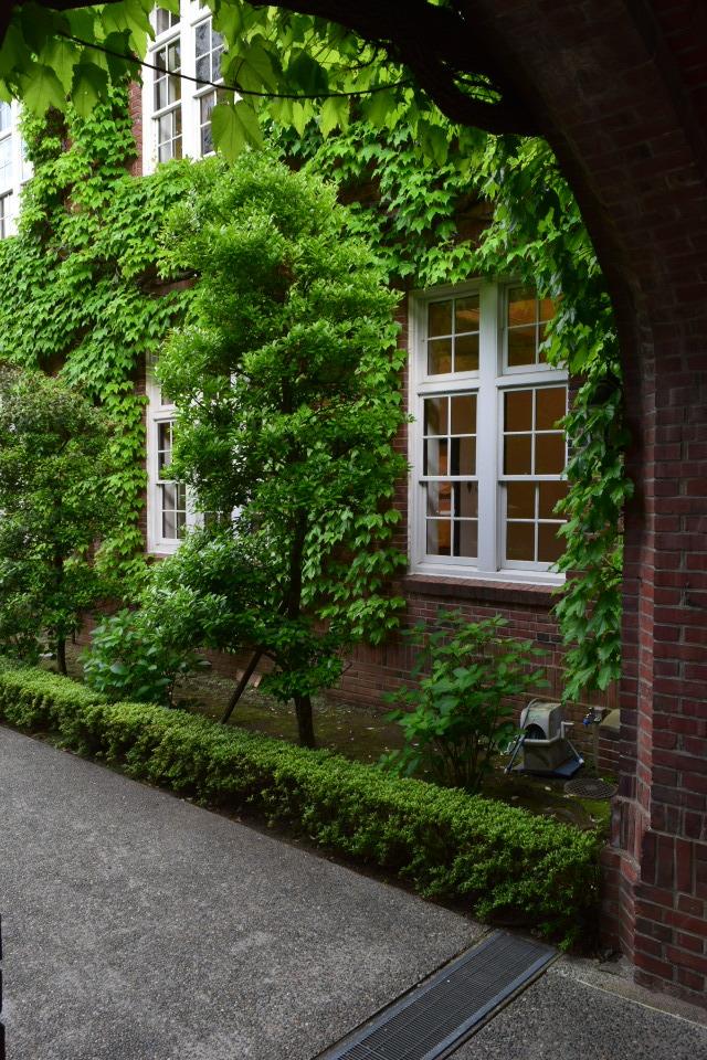 東京立教大学池袋キャンパス(大正モダン建築探訪)_f0142606_11255336.jpg