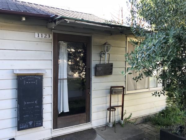 HARE Cafe&Dining  @ジョンソンタウン_b0157216_13173427.jpg