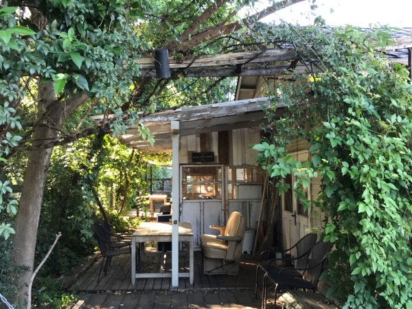 HARE Cafe&Dining  @ジョンソンタウン_b0157216_14184016.jpg