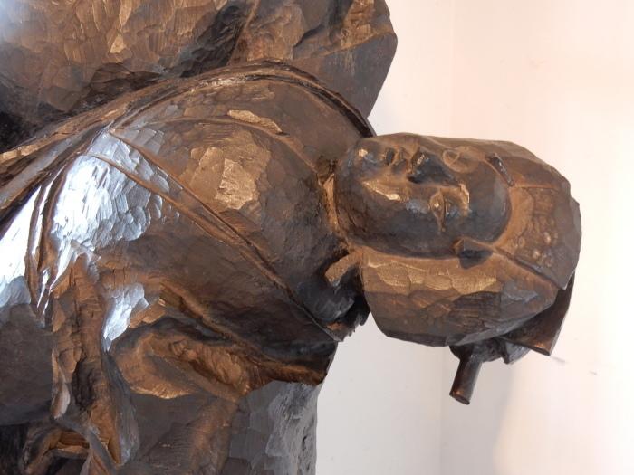 《 手が生み出す 木彫の世界 》 2_b0221219_21235311.jpg