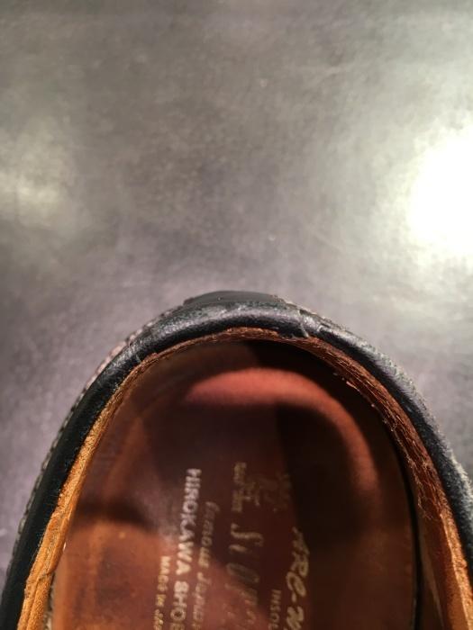 防ぎたい靴下への色移り_b0226322_20552647.jpg