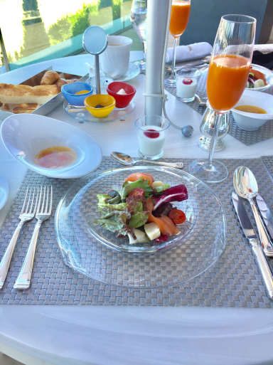 ベイコートの朝食_c0223630_12323067.jpg
